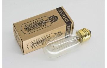 T4524C60 Лампа накаливания декоративная цилиндрическая 60Вт Citilux Эдисон