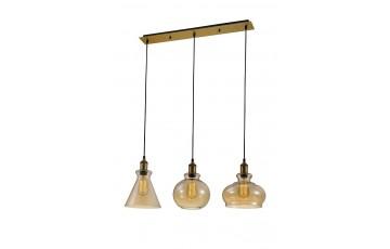 TRE SP3 L Подвесной светильник Crystal Lux AMBER