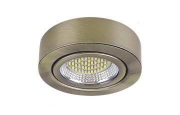 003131 Накладной мебельный светодиодный светильник Lightstar MOBILED