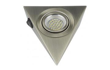 003141 Накладной мебельный светодиодный светильник Lightstar MOBILED ANGO