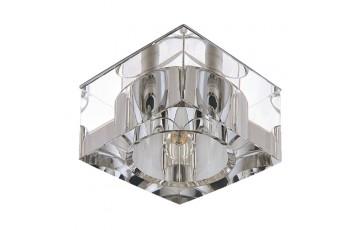 004050R Встраиваемый точечный светильник Lightstar QUBE