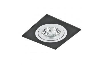 011007 Встраиваемый точечный светильник Lightstar BANALE WENG