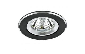 011008 Встраиваемый точечный светильник Lightstar BANALE WENG
