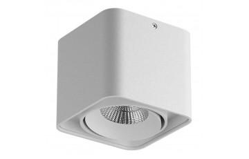 212516 Накладной поворотный светодиодный точечный светильник Lightstar Monocco