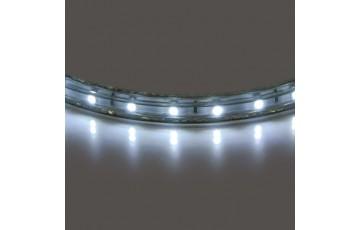1м. Светодиодная лента белого цвета 3528, 4200К, 220V, 60LED/m, IP65 Lightstar 402004