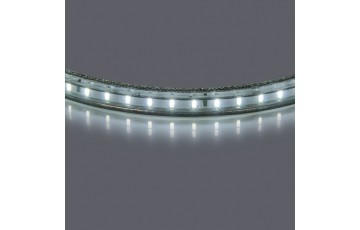 1м. Светодиодная лента белого цвета 3014, 4200К, 220V, 120LED/m, IP65 Lightstar 402034