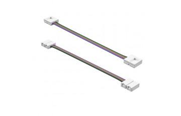 408111 Соединитель гибкий/ Кабель питания для светодиодной цветной ленты 5050 Lightstar