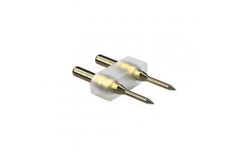 408902 Соединитель 2-штырьковый для ленты 3528 и 3014 (питание-лента) Lightstar