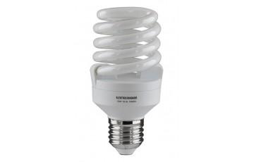 Энергосберегающая лампа комп. FS 20W E27 желтый Electrostandart