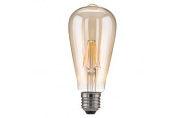 Светодиодная Ретро лампа Classic FD 6W 3300K E27 Electrostandart