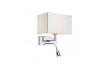 106307 Бра с дополнительной лампой для чтения Markslojd SAVOY