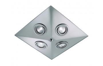 185141 Поворотный накладной точечный светильник Markslojd PYRAMID