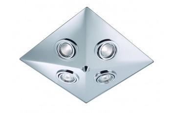 185144 Поворотный накладной точечный светильник Markslojd PYRAMID