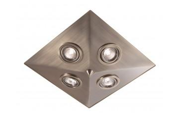 185147 Поворотный накладной точечный светильник Markslojd PYRAMID
