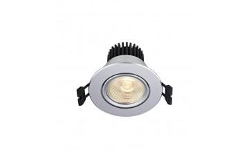 105954 Комплект из пяти светодиодных встраиваемых точечных светильников Markslojd APOLLO LED 5-SE
