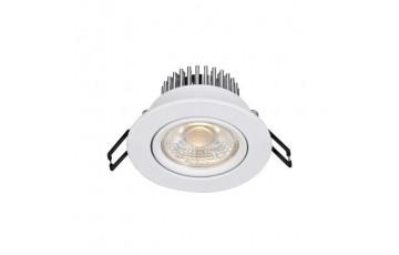 106210 Комплект из трех светодиодных встраиваемых точечных светильников Markslojd HERA