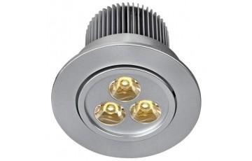 105138 Комплект из двух светодиодных встраиваемых точечных светильников Markslojd LAMBDA