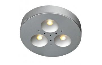 105140 Комплект из трех светодиодных накладных точечных светильников Markslojd KAPPA