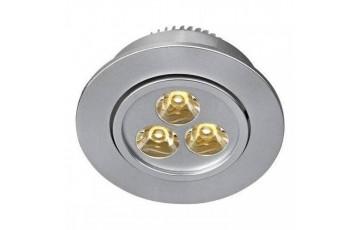 105788 Комплект из пяти светодиодных встраиваемых точечных светильников Markslojd SIGMA