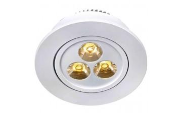 106064 Комплект из пяти светодиодных встраиваемых точечных светильников Markslojd VEGA