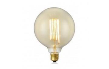 106183 Ретро лампа с декоративной нитью накаливания Markslojd CARBON