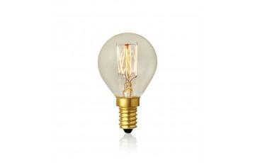 106189 Ретро лампа с декоративной нитью накаливания Markslojd CARBON