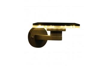 106255 Уличный настенный светодиодный светильник Markslojd NOMAD