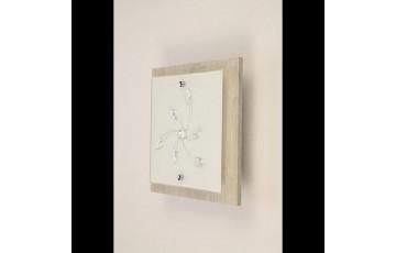 11205/1 Настенно-потолочный светильник Natali Kovaltseva Эко-тек WHITE OAK