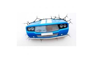 1CSC20002280 Пробивной 3D светильник 3DLightFx Classic Car