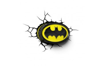 1CSC20002327 Пробивной 3D светильник 3DLightFx Batman Logo