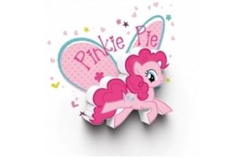 atr-000460 Детский 3D светильник 3DLightFx MLP Mini Pinky Pie