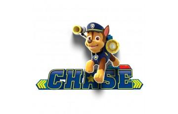 1CSC20002309 Детский 3D светильник 3DLightFx Paw Patrol Chase Mini