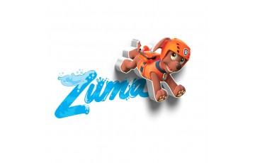 1CSC20002313 Детский 3D светильник 3DLightFx Paw Patrol Zuma Mini