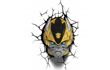 1CSC20002316 Пробивной 3D светильник 3DLightFx TRNSFMR Bumble Bee