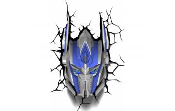 1CSC20002317 Пробивной 3D светильник 3DLightFx Optimus Prime Mask
