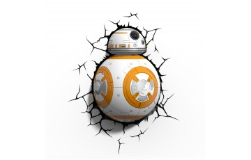 atr-000451 Пробивной 3D светильник 3DLightFx Star Wars Lead Droid