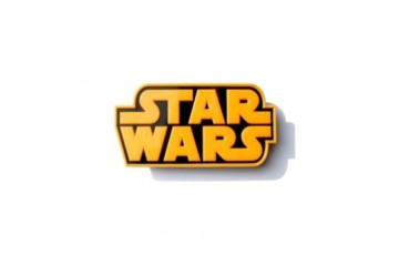 1CSC20002391 Детский 3D светильник 3DLightFx Star Wars Logo