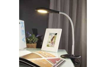 90198/1 черный Настольная лампа ЕВРОСВЕТ Smart