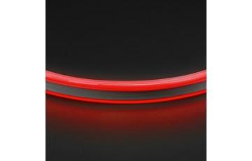 1м. Неоновая лента красного цвета 9.6W, 220V, 120LED, IP65 Lightstar Neoled 430101