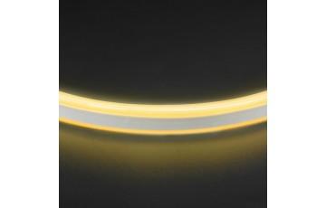 1м. Неоновая лента теплого цвета 2700К, 9,6W, 220V, 120LED/m, IP65 Neoled Lightstar 430102