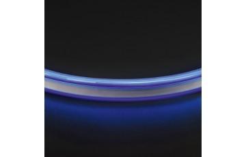 1м. Неоновая лента синего цвета 9,6W, 220V, 120LED/m, IP65 Neoled Lightstar 430105