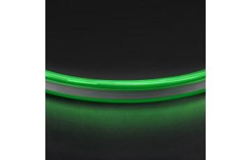 1м. Неоновая лента зеленого цвета 9,6W, 220V, 120LED/m, IP65 Lightstar Neoled 430107