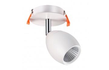 357456 NT18 000 Встраиваемый светодиодный светильник Novotech SOLO