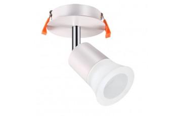 357457 NT18 000 Встраиваемый светодиодный светильник-спот Novotech SOLO