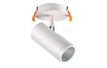 357460 NT18 000 Встраиваемый светодиодный светильник-спот Novotech SOLO