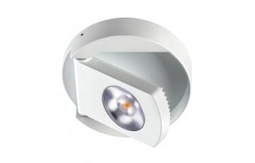 357480 NT18000 Накладной светодиодный светильник Novotech RAZZO