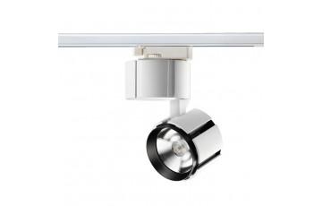 357537 NT18 000 Трековый светодиодный светильник-спот Novotech KULLE
