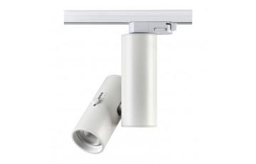 357546 NT18 000 Трековый светодиодный светильник-спот Novotech BLADE