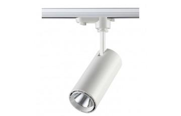 357547 NT18 000 Трековый светодиодный светильник-спот Novotech SELENE