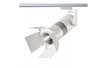 357558 NT18 000 Трековый светодиодный светильник Novotech UFO LED